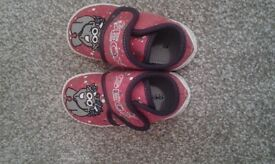 Baby shoes 3 1/2 GEOX
