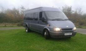 Minibus 17 seater 1 owner from new full mot (px welcome)