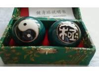 Baoding Balls - Chinese Exercise, Health, Stress, Medicine Balls