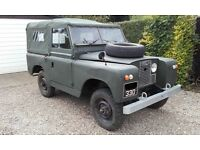 Landrovers Wanted