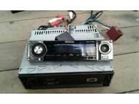 Kenwood car radio/CD player