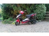 125cc Scooter moped - Pulse lightspeed 2