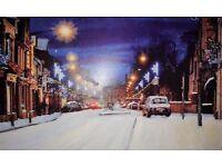 "Original artworks - ""Beverley at Christmas"""