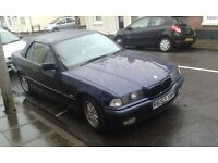 Bmw e36 323 covertible 850ono swap