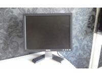 """Dell E156FPf 15"""" LCD Monitor (Pre Used)"""