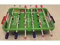 Tabletop Football/Foosball - GREAT FOR A BIRTHDAY PRESENT!