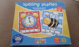 Orchard Toys Spelling Puzzles