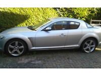 For Spares or Repairs Mazda RX 8.