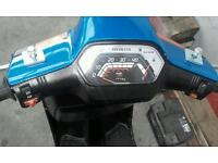 Honda 50 cc re spray every thing new on it lot money spent phone for more info no texts