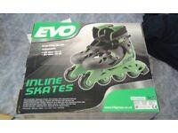 EVOLINE inline skates