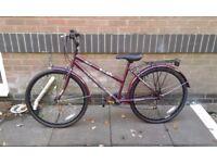 Brand new Ladies meander challenger bike.