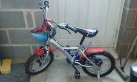 Boys Rocketman Bike