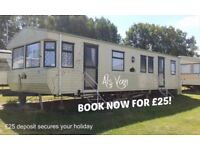 BOOK NOW FOR £25: ALS VAN: ASHCROFT COAST, ISLE OF SHEPPEY: SLEEPS 7 MAX, DOG-FRIENDLY
