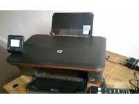 HP Deskjet 3055A All-in-One Inkjet Printer