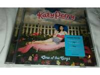 Katy Perry CD