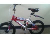 boys bike 3/4+