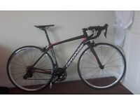 Cannondale synapse 11 speed 105 full carbon road bike - 5800