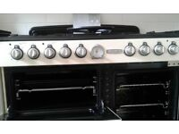 Range cooker leisure 90 Gourmet Classic cream colour