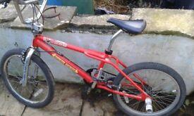 bmx boys bike jump bike kids young man even