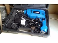 POWERBASE CORDED HAMMER DRILL