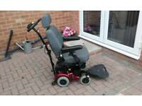 Wheelchair/scooter battery operated