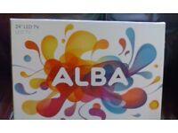 ALBA 24 inch led TV