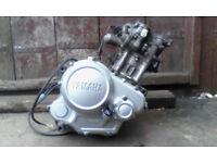 yamaha yzf 125 engine 125cc