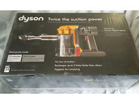 Dyson DC34 Vacuum Cleaner Handheld Cordless Bagless - Brand new sealed