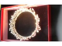 Brand new bridal tiara crown