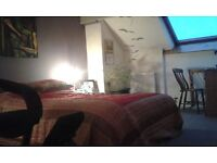 lovely double attic room to rent