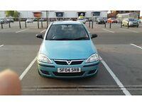 """QUICK SALE"" 2004 Vauxhall Corsa Life, Low Mileage (49000), 1.0 litre (3 Cylinder)"