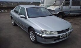 *** Pugeot 406 2.0 HDI, Only 88k, 11 months Mot, Very Cheap only £425 ***