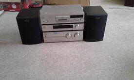 Sony stereo seperates