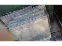15 x2' x2' square paving flags.Free. COLLECTION ONLY