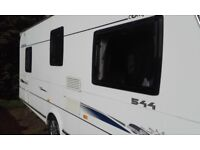 Compass Corona touring caravan for sale. Based in Lincolnshire.