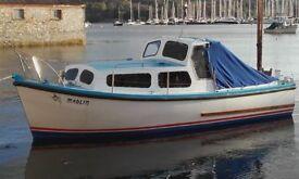Seafarer 21.