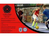 5 a-side Football (Futsal) Session Organiser CASH IN HAND | Central Leeds | Sports Fitness Job