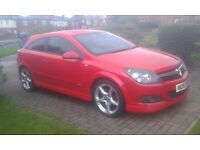 Vauxhall Astra SRI Cdti 1.9 Diesel 150 in Red with X Pack (Full MOT & Cheap)