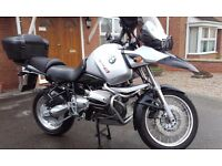 BMW R1150GS LOW MILEAGE IMMACULATE ABS