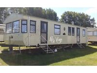 Beautiful 3-bed static caravan for HOLIDAY LETS ONLY: Ashcroft Coast, Minster, Isle of Sheppey, Kent
