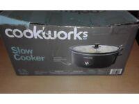 Cookworks Slow Cooker Spares or Repair