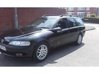 Vauxhall vectra sri estate moted 06/17