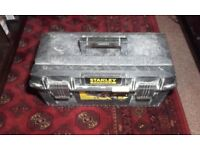 Stanley Fat Max toolbox, tool box