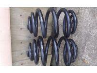Vw t4 rear springs