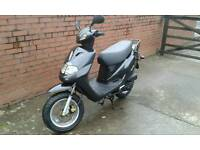 Tgb 202 classic scooter moped as new condition