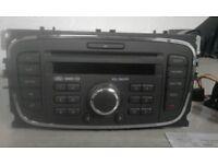Ford Focus 6000 car radio CD player