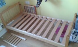 Cot Bed, by Saplings of Shropshire