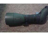Swarowski ATX 85mm Angled sporting scope + 25 60 zoom