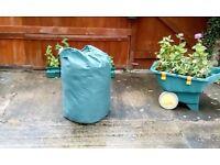 Large Caravan Cover With Storage Bag