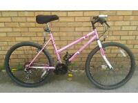 Octane Breeze Ladies Mountain Bike, open to offers